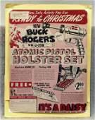 1432: BUCK ROGERS ATOMIC BLASTER & HOLSTER AD