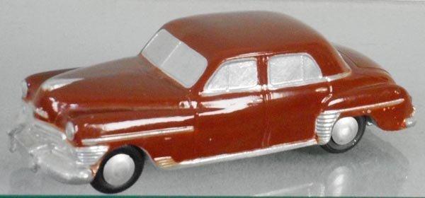 BANTHRICO 1950 CHRYSLER NEW YORKER AUTOBANK PROMO