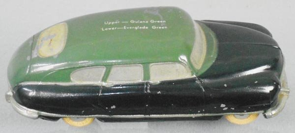 NATIONAL PRODUCTS 1949 NASH 600 PROMO