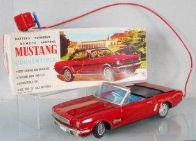 Yonezawa Mustang Convertible