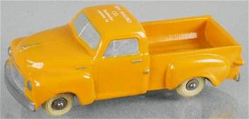NATIONAL PRODUCTS 1949-53 STUDEBAKER PICK UP PROMO