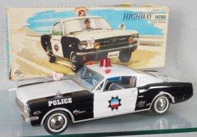 Tn Highway Patrol Mustang
