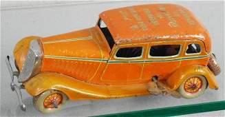 CK 1934 FORD WORLDS FAIR CAR