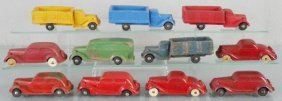 11 Barr Rubber 1935 Fords
