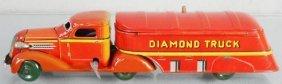 Ksg Diamond Tank Truck