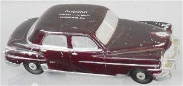 NATIONAL PRODUCTS 1949 CHRYSLER NEW YORKER PROMO