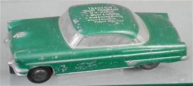 BANTHRICO 1954 LINCOLN COSMOPOLITAN AUTOBANK PROMO