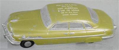 BANTHRICO 1951 LINCOLN COSMOPOLITAN AUTOBANK PROMO