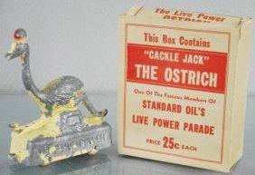 Standard Oil Ostrich Slush Promo