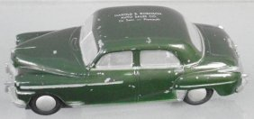 National Products 1949 De Soto Promo