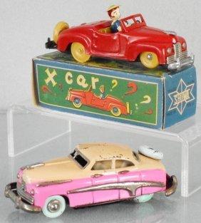 2 Packard Vehicles