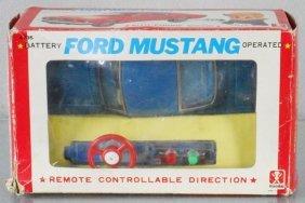 Bandai Ford Mustang