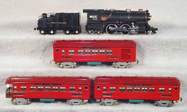 1: AF TRAIN SET
