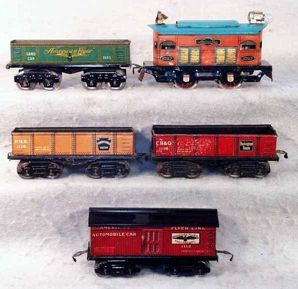 2: AF TRAIN SET