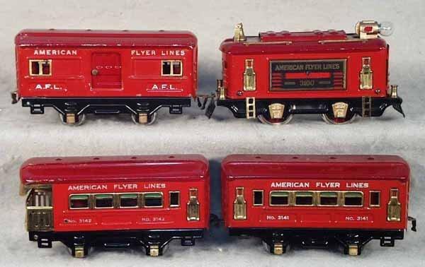 4: AF TRAIN SET
