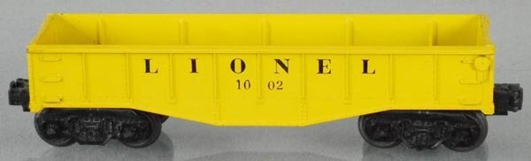 LIONEL 1002 STORE DISPLAY GONDOLA