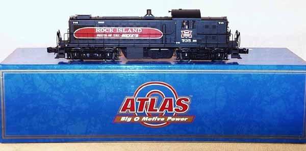 011A: ATLAS 6882-1 ROCK ISLAND ALCO