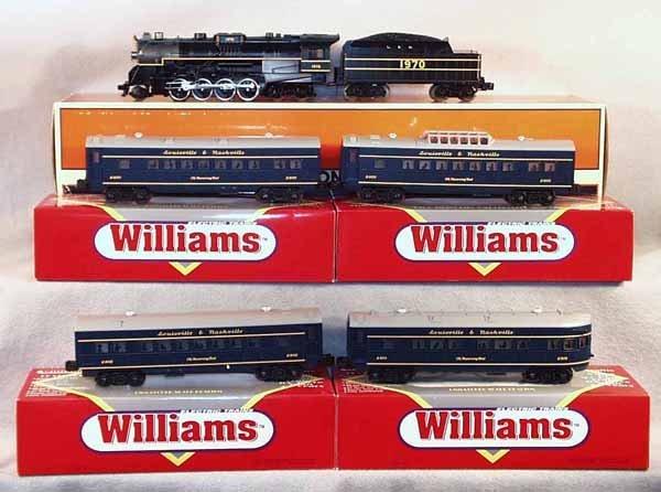 015A: LIONEL / WILLIAMS TRAIN SET