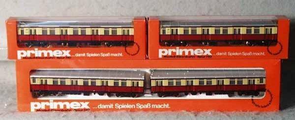 024A: MARKLIN PRIMEX S-BAHN SET