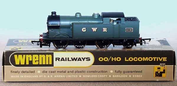 256A: WRENN W2280 GWR TANK LOCO