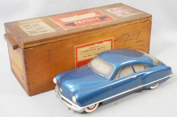 FISHER BODY CRAFTSMAN GUILD CONTEST CAR