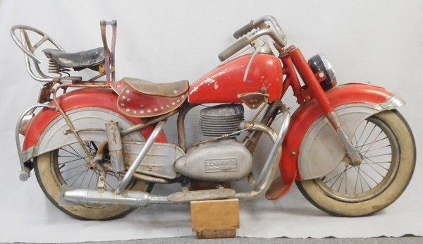 LENAERTS INDIAN CAROUSEL MOTORCYCLE