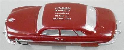 BANTHRICO 1951 LINCOLN CONTINENTAL AUTOBANK PROMO