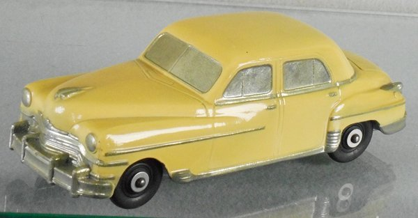 NATIONAL PRODUCTS 1949 CHRYSLER PROMO