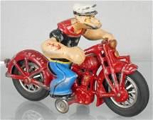HUBLEY POPEYE MOTORCYCLE