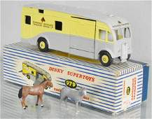 DINKY 979 RACEHORSE TRANSPORT