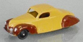 Dinky 39c Lincoln Zephyr