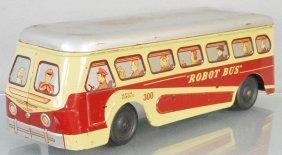 Woodhaven Robot Bus