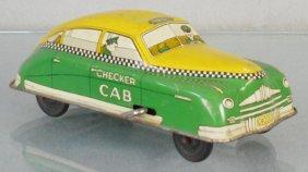 Courtland Checker Cab