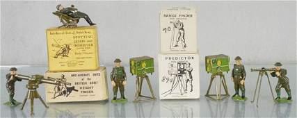 5 BRITAINS BRITISH ARMY FIELD OPERATORS