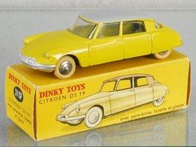 Dinky Fr24cp Citroen Ds
