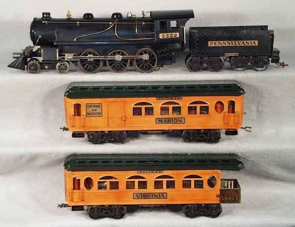 42: BOUCHER TRAIN SET