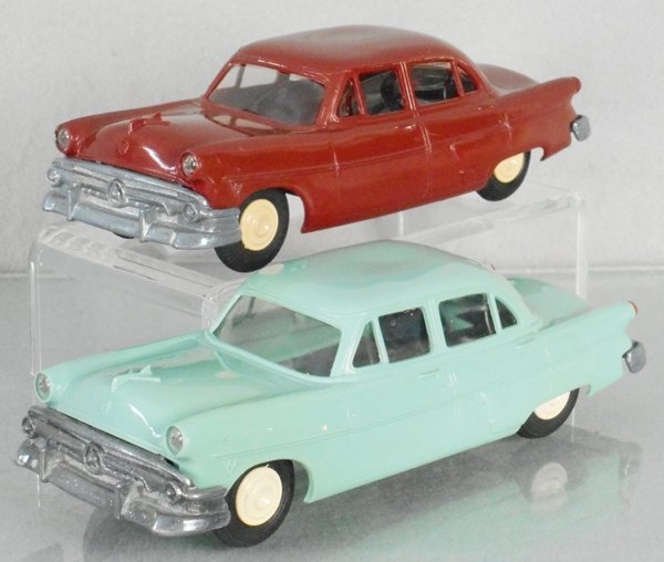 2 AMT 1954 FORD PROMOS