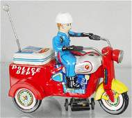 KO POLICE MOTORCYCLE