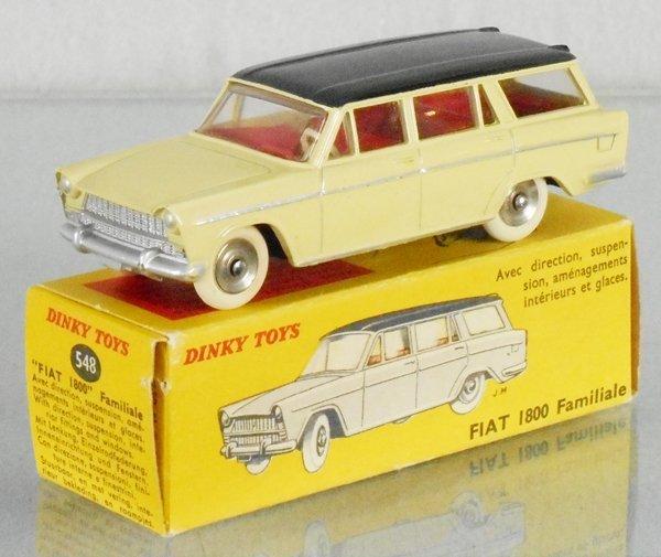 DINKY FR548 FIAT 1800 FAMILIALE