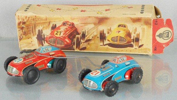 NEIDERMIER 260 RACE CARS