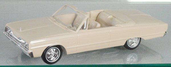 MPC 1966 DODGE POLARA 500 PROMO