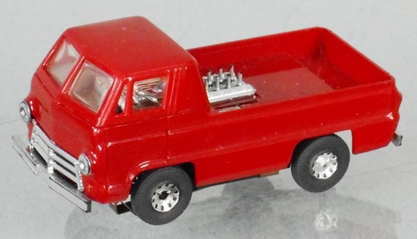 DODGE LITTLE RED WAGON SLOT CAR
