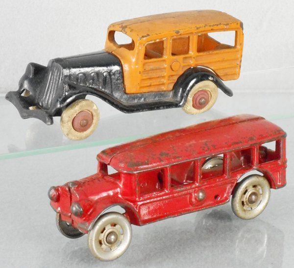 HUBLEY & AC WILLIAMS AUTOS