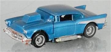 TYCO 1957 CHEVY SLOT CAR