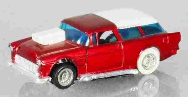 TYCO 1955 CHEVY NOMAD SLOT CAR