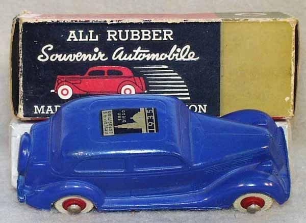 019: FIRESTONE 1935 RUBBER FORD AUTO