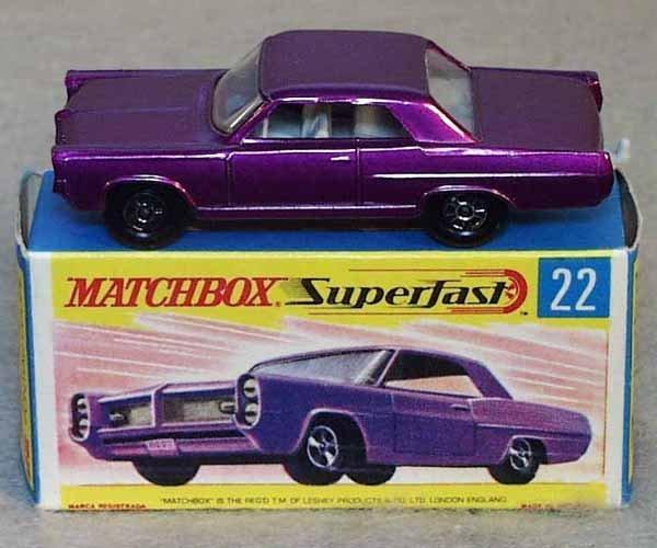 024: MATCHBOX SUPERFAST 22A2