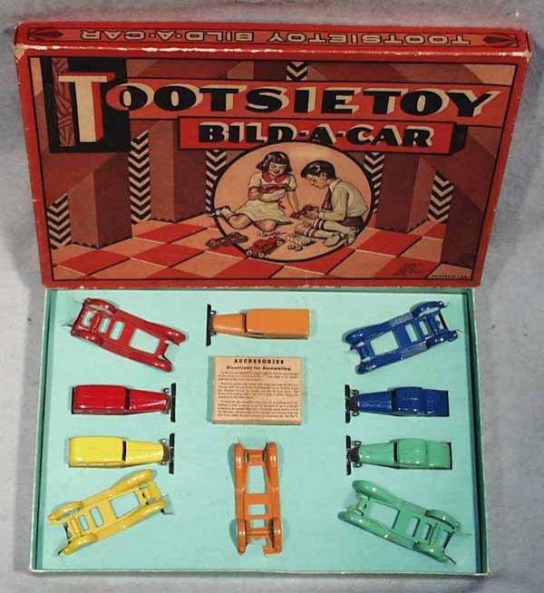 310: TOOTSIETOY 5300 BILD-A-CAR SET