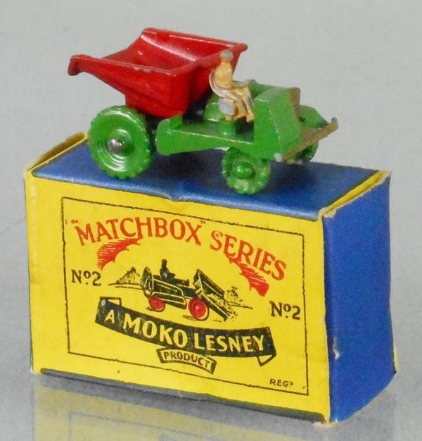 MATCHBOX 2A1 DUMPER VEHICLES