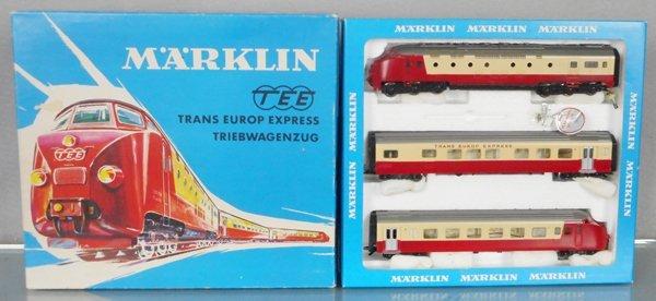 MARKLIN 3071 TEE TRAIN SET